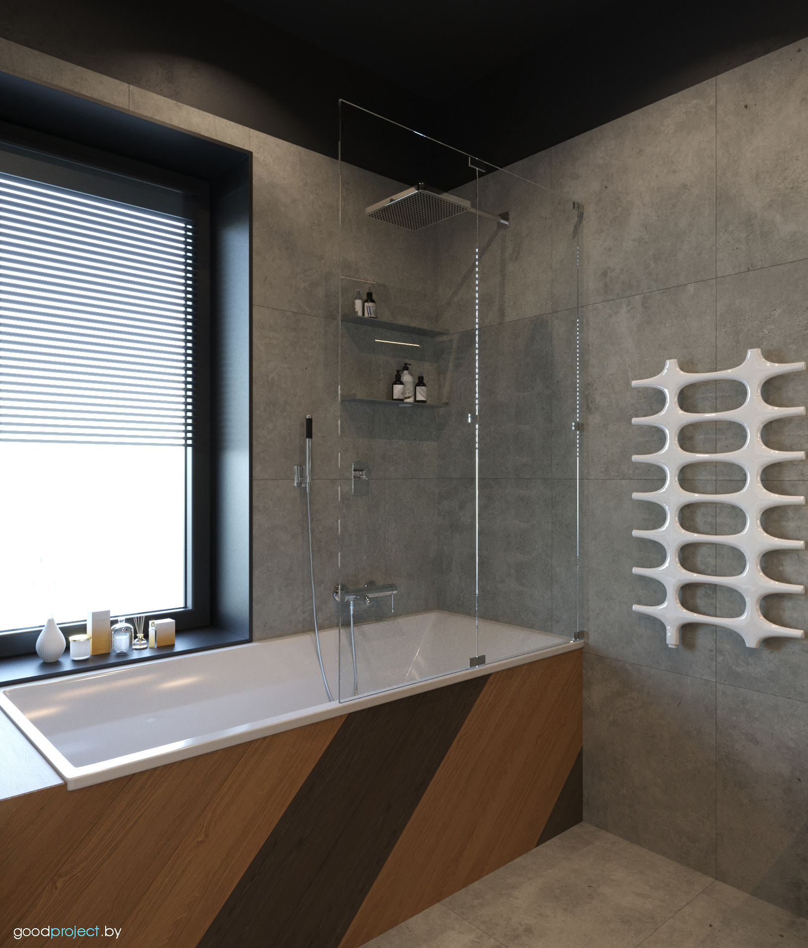 Дизайн интерьера частного дома в городе Могилёв