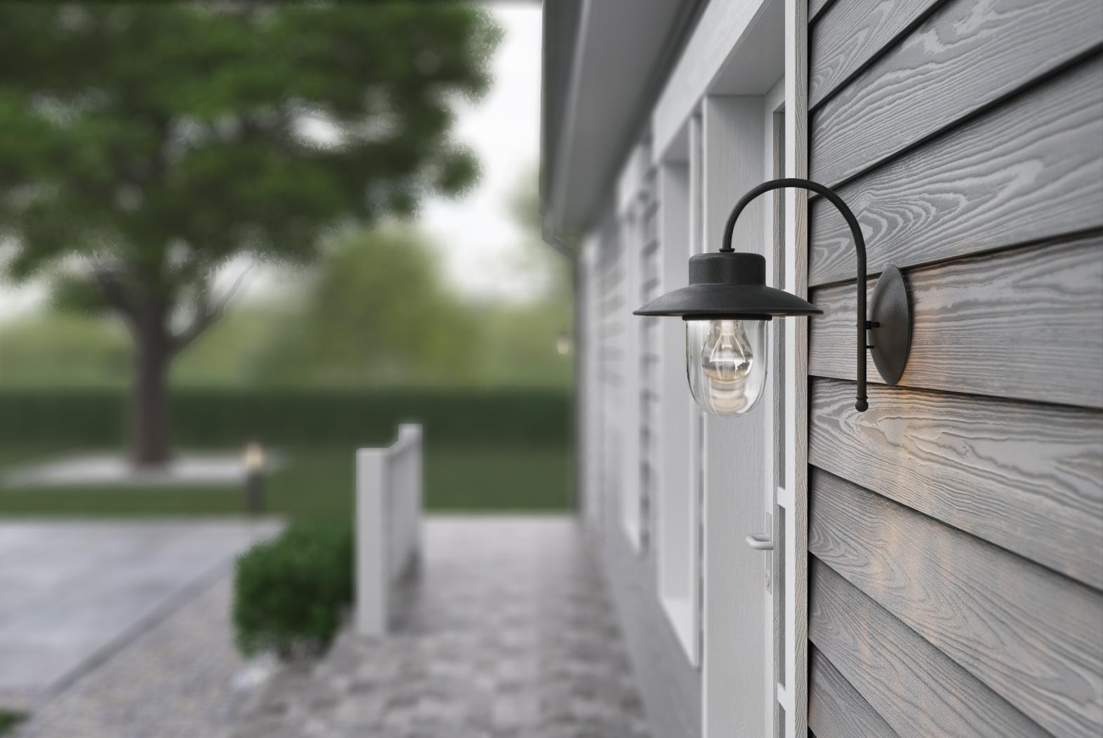 Вентилируемые фасады CEDRAL для дома в Тадулино