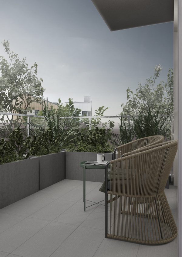 Лаконичный интерьер квартиры в ЖК